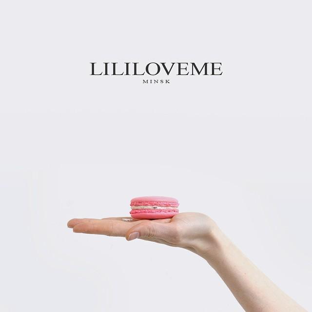 Lililoveme Minsk Macarons Logo