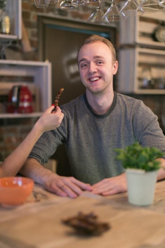 Дмитрий Буко, один из создателей школы